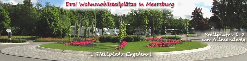 Womostellplätze Meersburg am Verteilerkreis Daisendorfer Straße