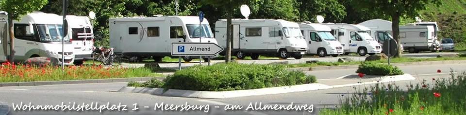 Womostellplatz 1 - Meersburg Allmend - direkt am Vertreilerkreis