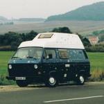 VW-Bulli - unser erstes Wohnmobil