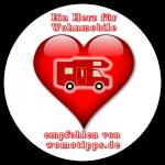 Banner Herz für Wohnmobile