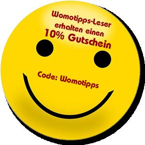 Smilie 10 %-Gutschein-Code