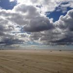 Strand von Insel Römö