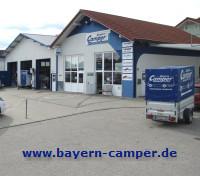 Logofoto Bayern-Camper
