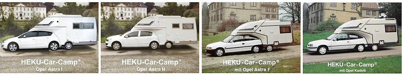 Logobild vier HEKU-Car-Camp