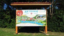 Wohnmobilhafen Arterhof