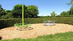 Spielplatz für die Kids