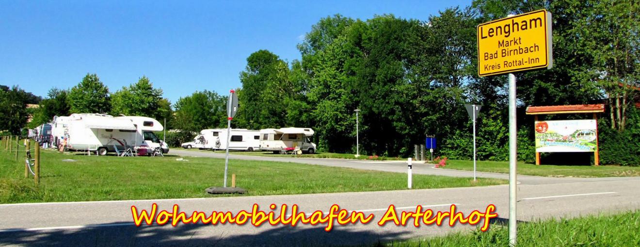 Wohnmobilhafen Arterhof 01