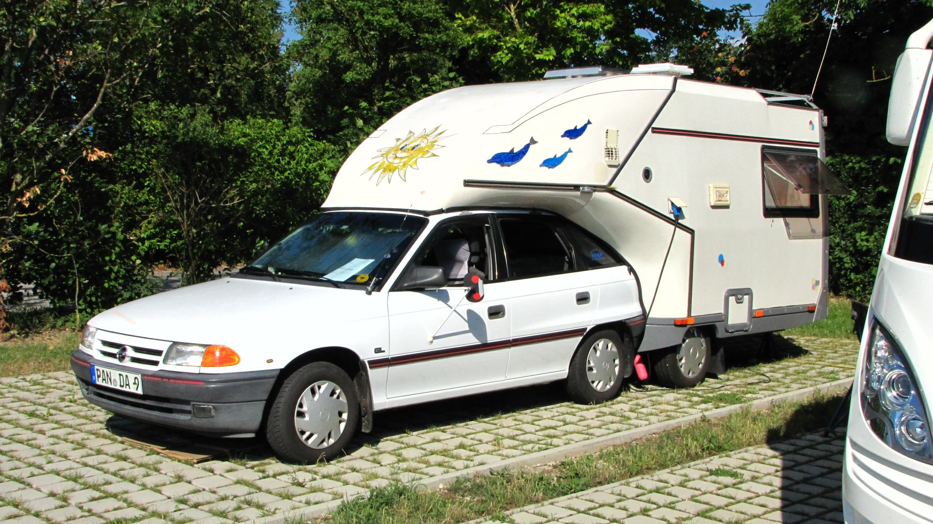 Womotipps.de mit HEKU-Car-Camp zu Besuch