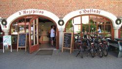 Rezeption und Hofladl Arterhof Bad Birnbach
