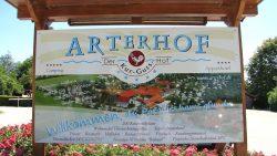 Willkommen am Arterhof-Gutshof-Camping